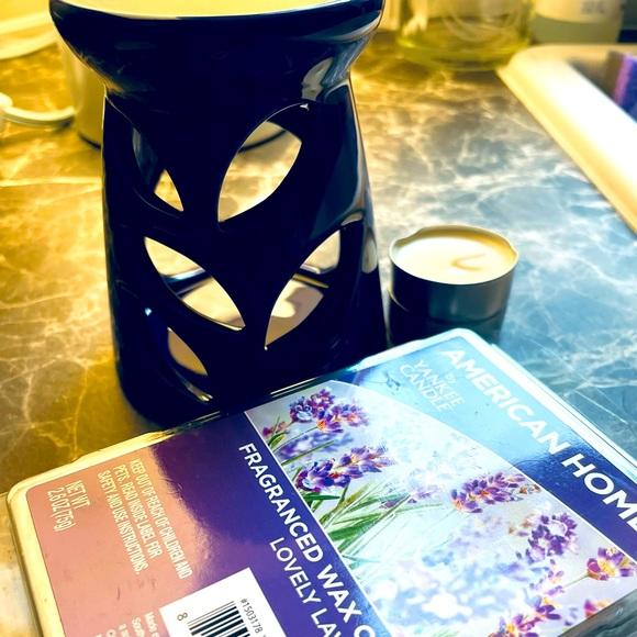 3/$13🎃Wax Melt w/ Yankee Candle Lavender Melts
